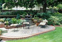 zahrada / zahradní činnost