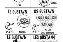 Learning Spanish is fun!