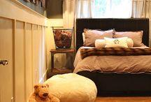 Boy Bedrooms / by Jennifer Gilliland