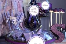 Purple Baby Shower / Jessica's baby shower theme SHADES OF PURPLE / by JBrown