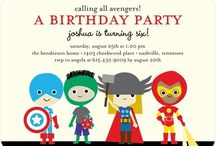 Princess and heroes party