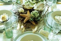 Beach Wedding / Inspiring photos to help plan a beach themed wedding! / by Liven It Up Events