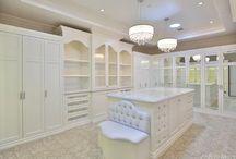 Traditional Closet Design