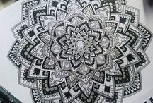 ◇•Mandala•◇ / Beautiful and amazing mandala art / drawings