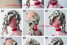 DIY: dolls   куклы