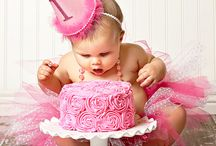 1st Birthday Party Ideas / by Angie Tschand