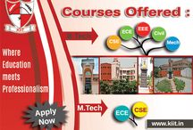 Courses Offered!