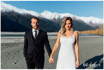 WANAKA WEDDING PHOTOS / Wanaka New Zealand Wedding Photos by Perth wedding photographer Kate Drennan