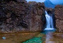 Fairy pools and kilts <3
