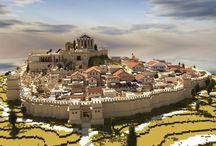 Cités Romaines Minecraft