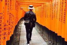 Japan Trip - March 2016 / Backpacker: Tokyo, kyoto, osaka