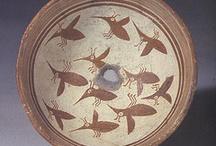 Ceramika meksykańska- mimbres