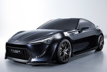 Toyota / by Carbon Kings