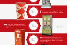 Vending Machines - Infographics / Vending Machines - Infographics,  Infographics