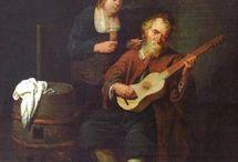 Guitar art / Guitarra na Pintura