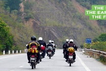 Vietnam Motorcycling Tours / Are you looking for that great motorcycle tour holiday in an exotic south-east Asian country? Look no further, you've found the right spot. This is where it's at for a brilliant motorcycle touring holiday in Asia... #VietnamMotorbike #BikingTours #MotorcycleTour