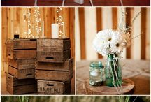 * Party Themes - Rustic