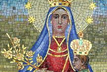 mosaiq imágenes religiosas