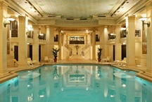 Architecture / Architecture.  Indoor Design ,Pools..