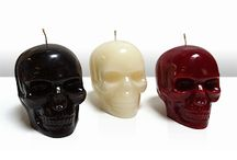 Halloween / Halloween Candles - They're great for Halloween and pretty impressive for everyday decor as well.