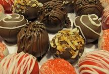 Truffles & handmade chocolates / by Michelle Hambly