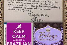 Beleza Beauty Spa in the News / http://brazilianwaxmanhattan.com News stories | Beleza Beauty Spa Nails by Lucy Fernanda Santos