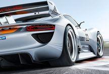Porsche Prototypes