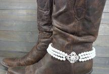 Bootlet - boot charm bracelet