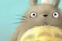 My neighbour Totoro ='_'=