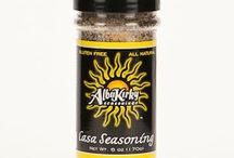 AlbuKirky Seasonings / AlbuKirky Seasonings Products