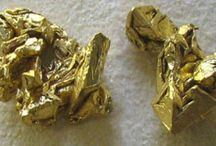 Gold - and golden / To pinpoint all kinds of things that are made of gold - or look gold. I love gold