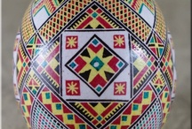 Pysanky / by Lynnsey Elkow