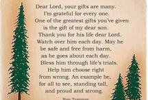 My son prayer / Poem