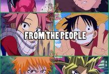 Bleach & Naruto