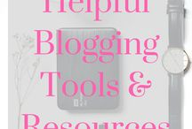    Blogging Tools and Resources    / Tips, tools, and resources for improving your blog.