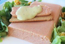 salmón Botanero