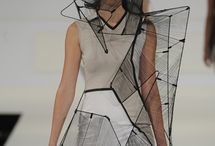 Wearable sculptures