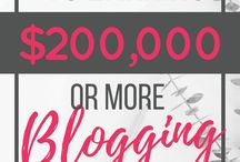 Blogging Business - ideas, tips and resources