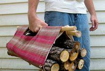 tüzelőfa szállitása