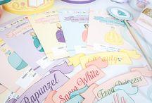 Fairy / Princess Party Ideas