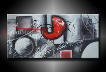 QUADRI MODERNI / Una Galleria d'Arte virtuale dove è possibile ammirare ed acquistare i nostri dipinti moderni su tela. www.DipintiModerni.it e www.DipintiAstratti.it