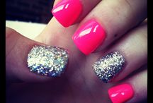 <3 Nails <3 / by Emmy Tabor