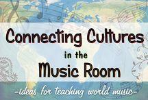 Music Integration- Folk Dance