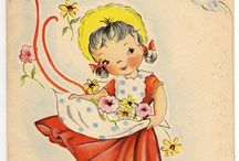 Vintage Cards / by Susan Smith