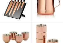 Inspiration | Rose gold