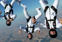 Airborne / Airborne ..Skydiving .. Air balloons .. paragliding .. Free falling