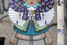 Koralie / Mural
