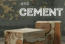 @HOME DESIGNS Concrete RANGE