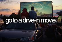 Bucket list / Thing I want to do/ see and experience