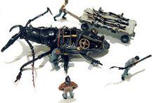 miniature machines